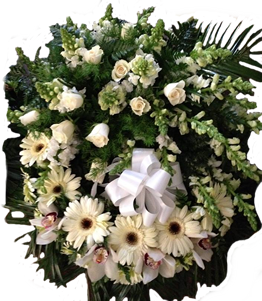 Arranjo Florista Fúnebre